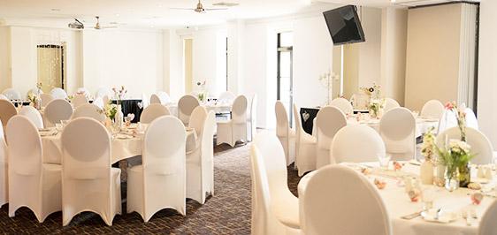 wedding venue townsville ballroom