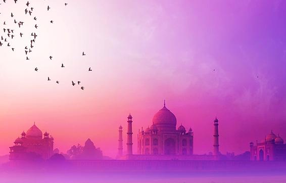 印度 (India)