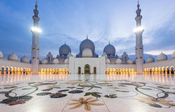 阿布扎比 (Abu Dhabi)